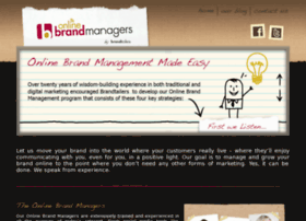 onlinebrandmanagers.com