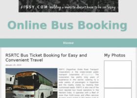 onlinebusbooking.jigsy.com
