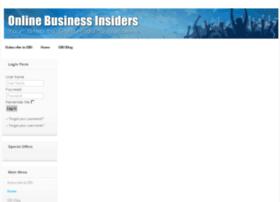 onlinebusinessinsiders.com