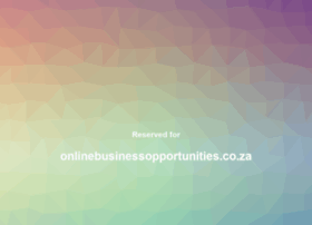 onlinebusinessopportunities.co.za