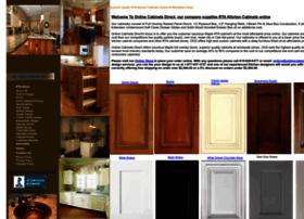 onlinecabinetsdirect.com