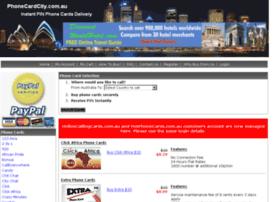 onlinecallingcards.com.au
