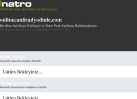 onlinecanliradyodinle.com