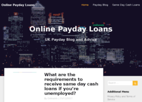 onlinecashadvancepaydayloans.co.uk