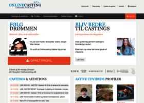 onlinecasting.dk