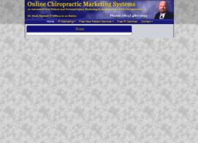 onlinechiromarketingsystems.com