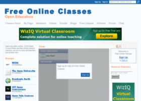 onlineclasses.ning.com