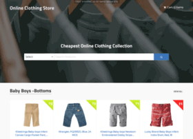 onlineclothingstore.us