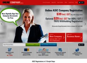 onlinecompany.com.au