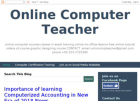 onlinecompteacher.blogspot.com