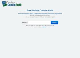 onlinecookieaudit.com