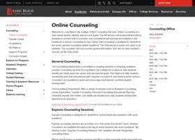 onlinecounseling.lbcc.edu