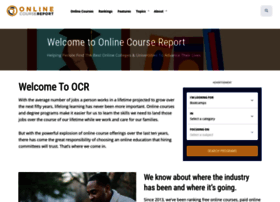 onlinecoursereport.com