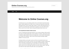 onlinecourses.org