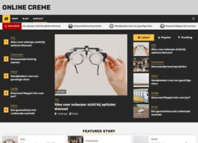 onlinecreme.nl