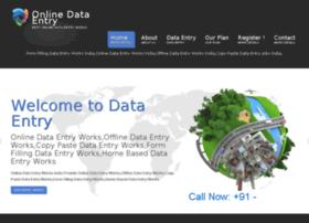 onlinedataentry-india.com