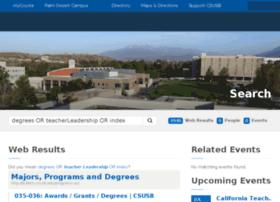 onlinedegree.csusb.edu