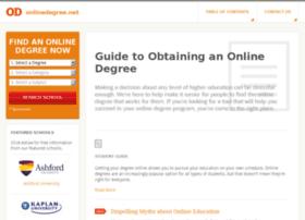 onlinedegree.net