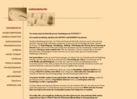 onlinedetectiv.de