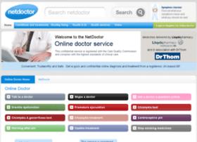 onlinedr.netdoctor.co.uk