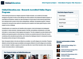 onlineeducation.com