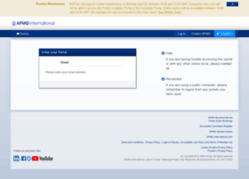 onlineexams.apmg-international.com