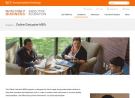 onlineexecutivemba.rit.edu