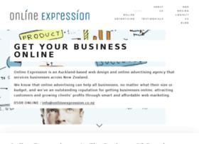 onlineexpression.co.nz