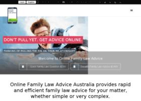 onlinefamilylawadvice.com