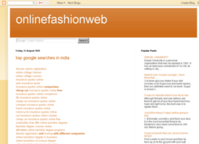 onlinefashionweb.com