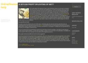 onlinefinancehelp.net