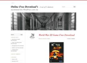 onlinefreedownloads.wordpress.com