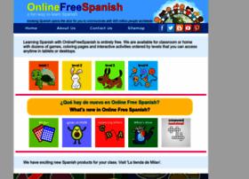 Onlinefreespanish.com