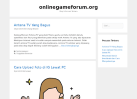 onlinegameforum.org