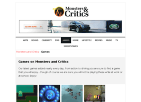 onlinegames.monstersandcritics.com