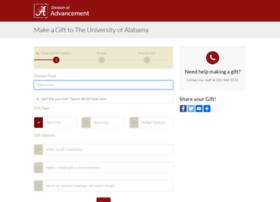 onlinegiving.ua.edu