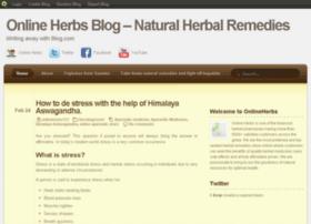 onlineherbs.blog.com