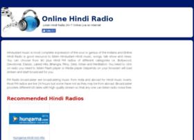 onlinehindiradio.com