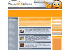 onlinehryzdarma.cz