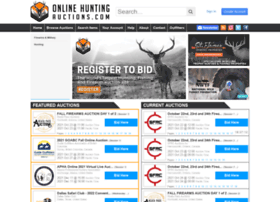 onlinehuntingauctions.liveauctiongroup.com