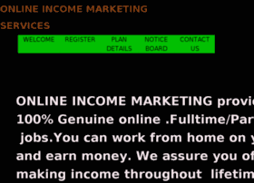 onlineincomemarketingbiz.com