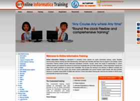 onlineinformaticatraining.com