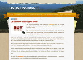 onlineinsuranceinfo.weebly.com