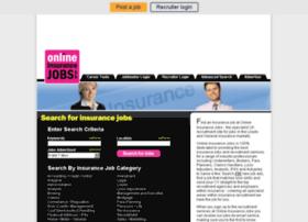 onlineinsurancejobs.co.uk