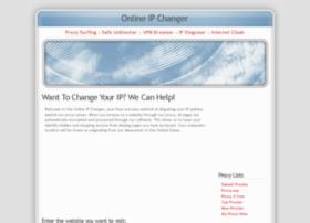 onlineipchanger.com