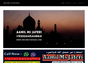 onlineistikhara.com
