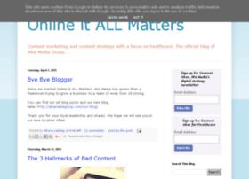 onlineitallmatters.blogspot.fr