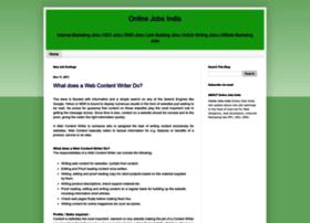 onlinejobs-india.blogspot.com
