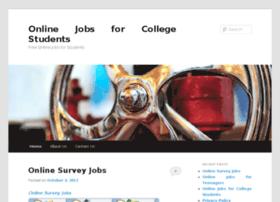 onlinejobsforstudents.net