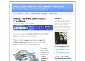 onlinejobswithoutinvestmentfromhome.org
